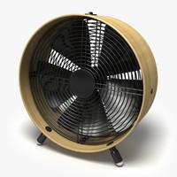 Swizz Style Fan