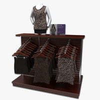 max womens blouses rack