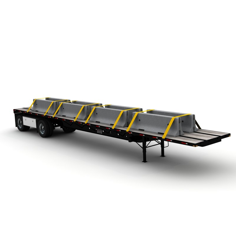 transcraft tl2000 spread axle lwo
