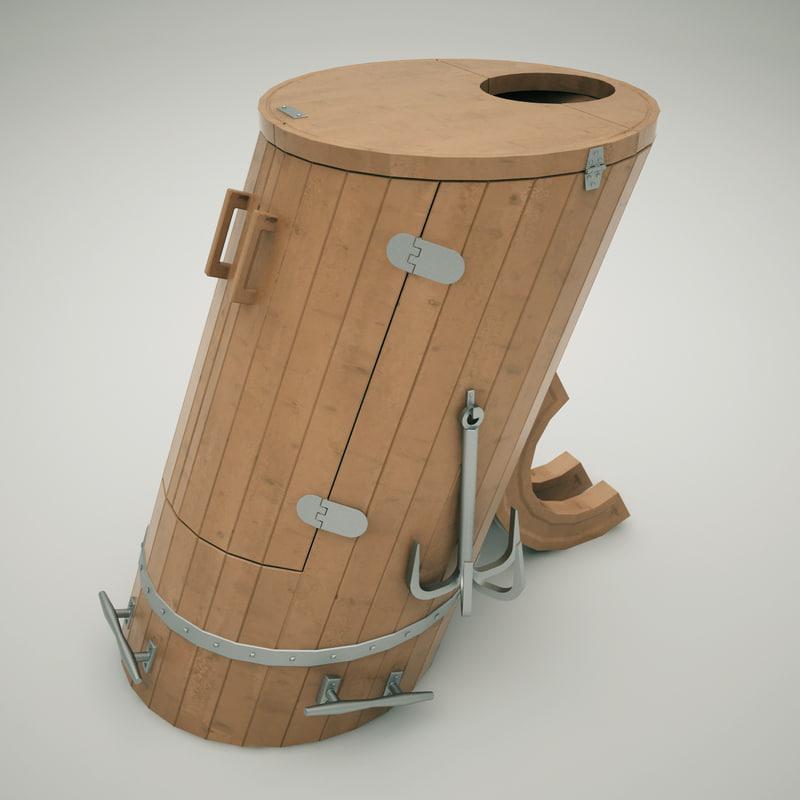 max spa barrel