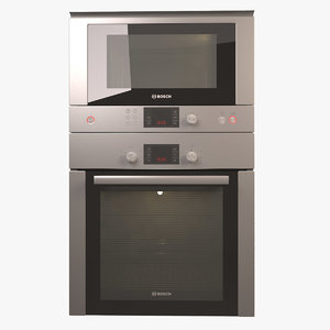 bosch kitchen oven 3ds