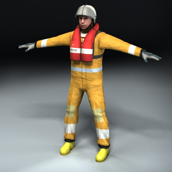 x rescue crew