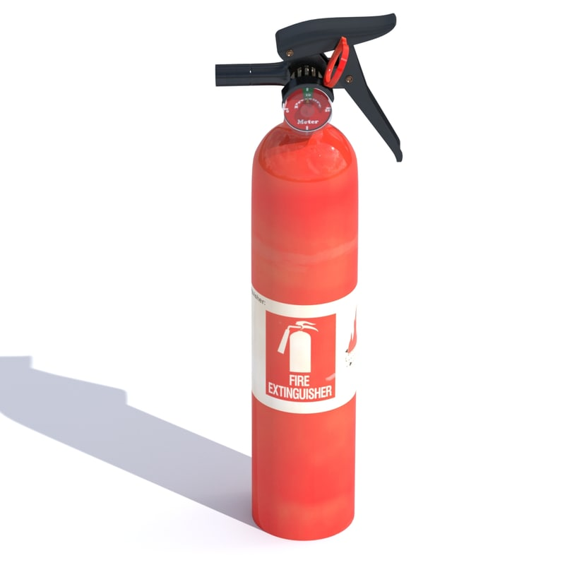 extinguisher 3ds