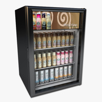 Coffee Drink Fridge