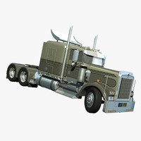 Kenworth W900 Midroof
