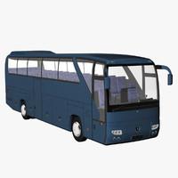 3d model of tourismo shd 2005