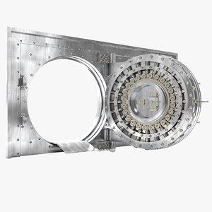 3d max bank vault