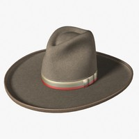 Old West Stetson