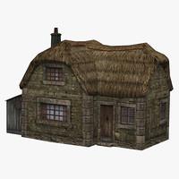 3d house3