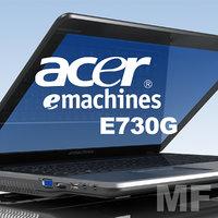 notebook acer e-machines e730g 3ds