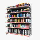 Personal Hygiene Shelf