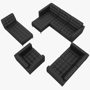 max knoll sofa