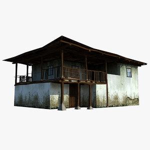 house poor - bulgarian obj