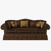 Jumbo Shangri-la Sofa