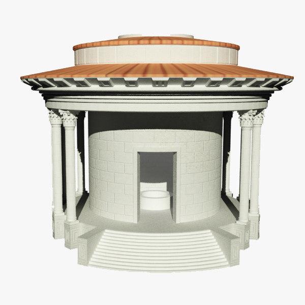 temple vesta max
