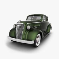 chevrolet 1934 34 3d model