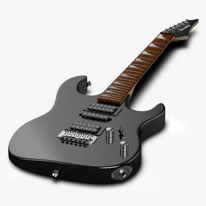 max ibanez electric guitar