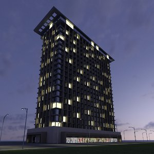 max new skyscraper 7 -