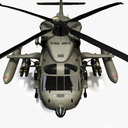 Sikorsky MH60A Blackhawk 2