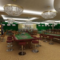 casino 5 roulette tables max