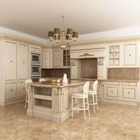 Francesco Molon Luxury Kitchen