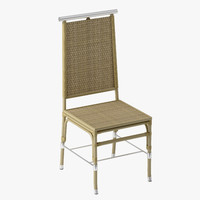 Rattan Smania Chair