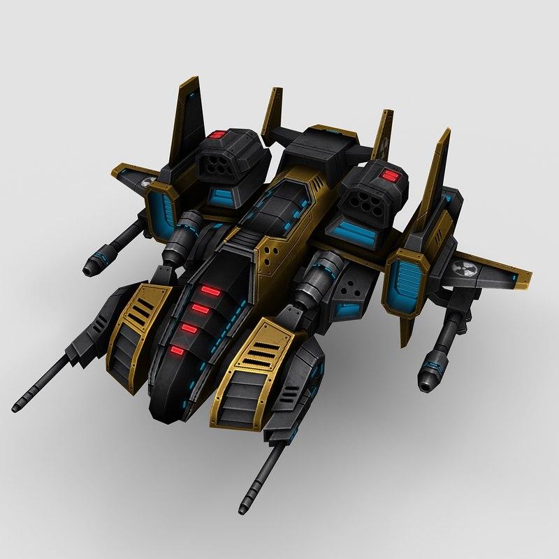 ship ready games 3d max