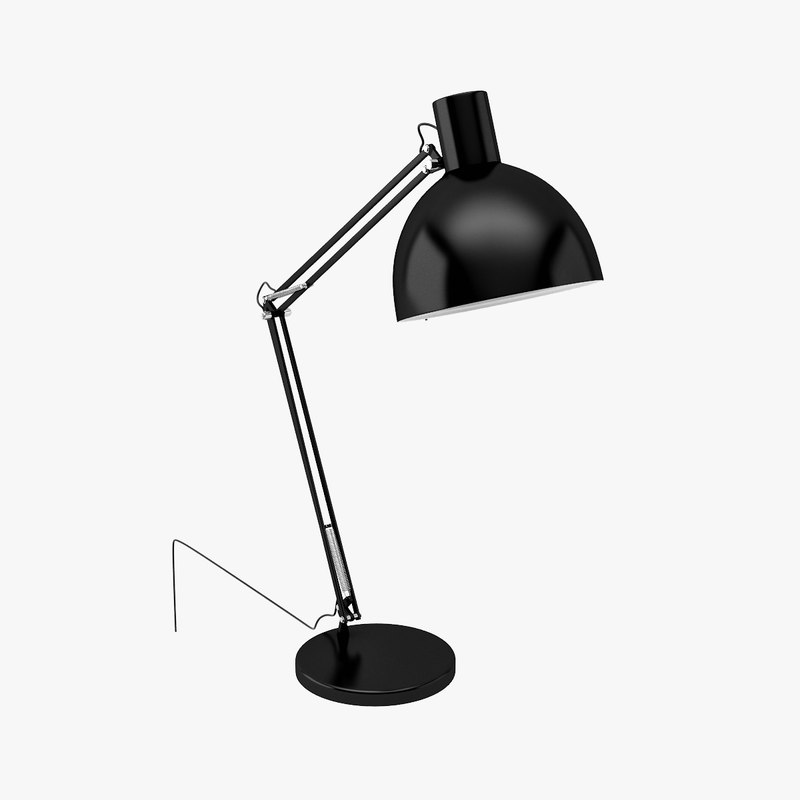 boconcept table lamp 3d max
