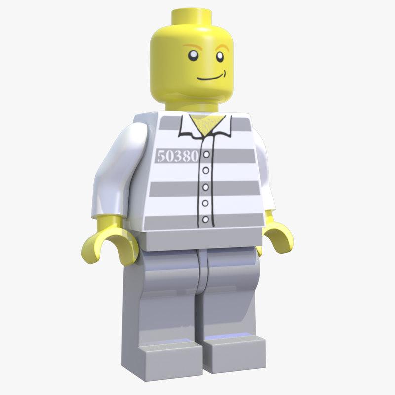lego minifigure lwo