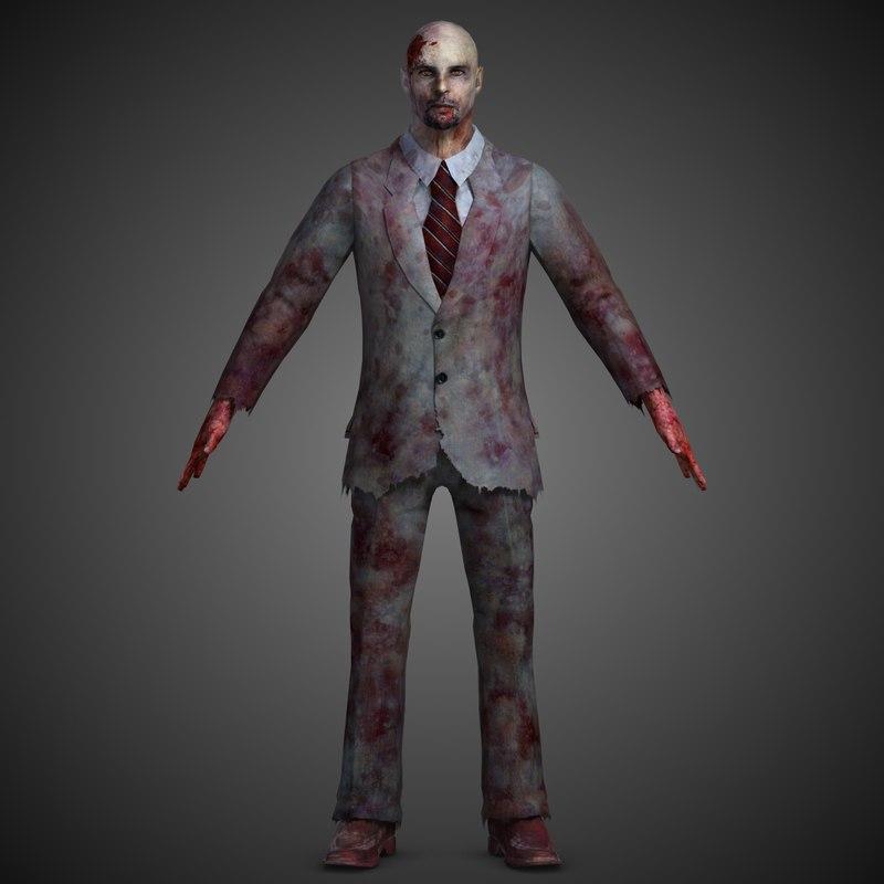 max zombie man