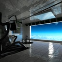 scene room alien 3d max