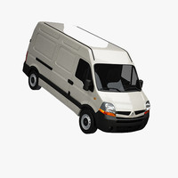 Renault Master Mid Body