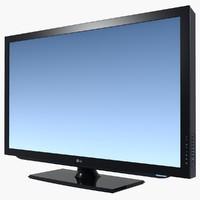 tv lg 42lk430 3d max