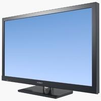 3d tv sony bravia kdl-40hx800