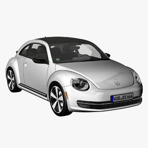 3ds max beetle sport