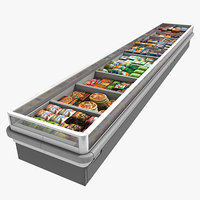 Refrigerator Freezer Full