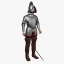 conquistador 3D models