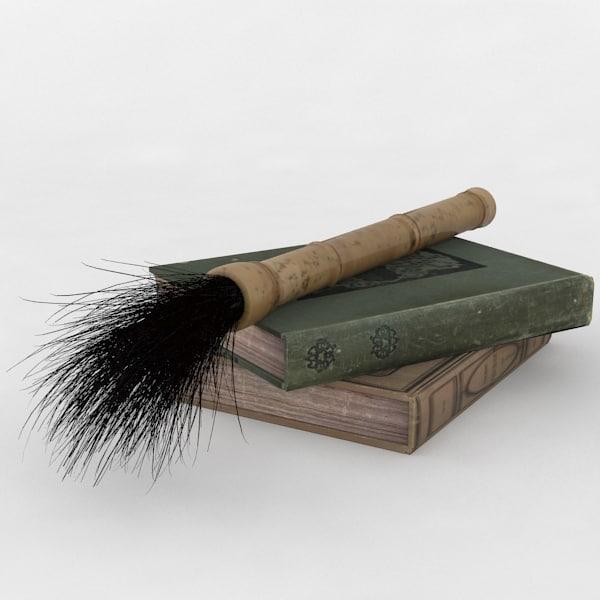 max bamboo brush