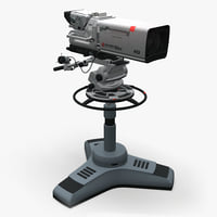 Studio Camera Sony HDC 1000 Collection
