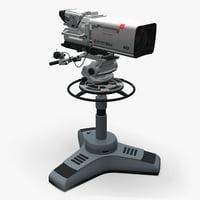 Studio Camera Sony HDC 1000 Collection