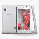 LG Optimus L5 II 3D models