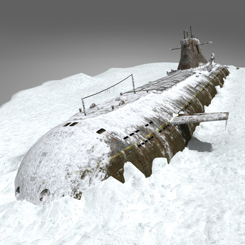 3ds max nuclear arctic