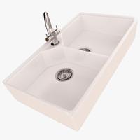 Butler Sink & Taps