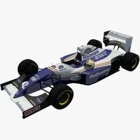 FW16 Williams