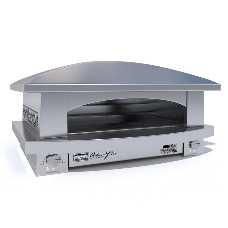 pizza oven dxf