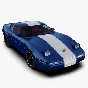 chevrolet corvette grand sport 3ds