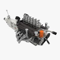 Ferrari V12 Engine (3L)