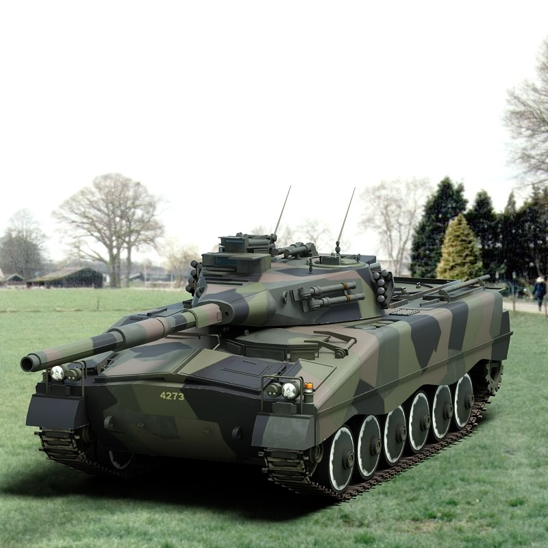 3d ikv 91 tank destroyer