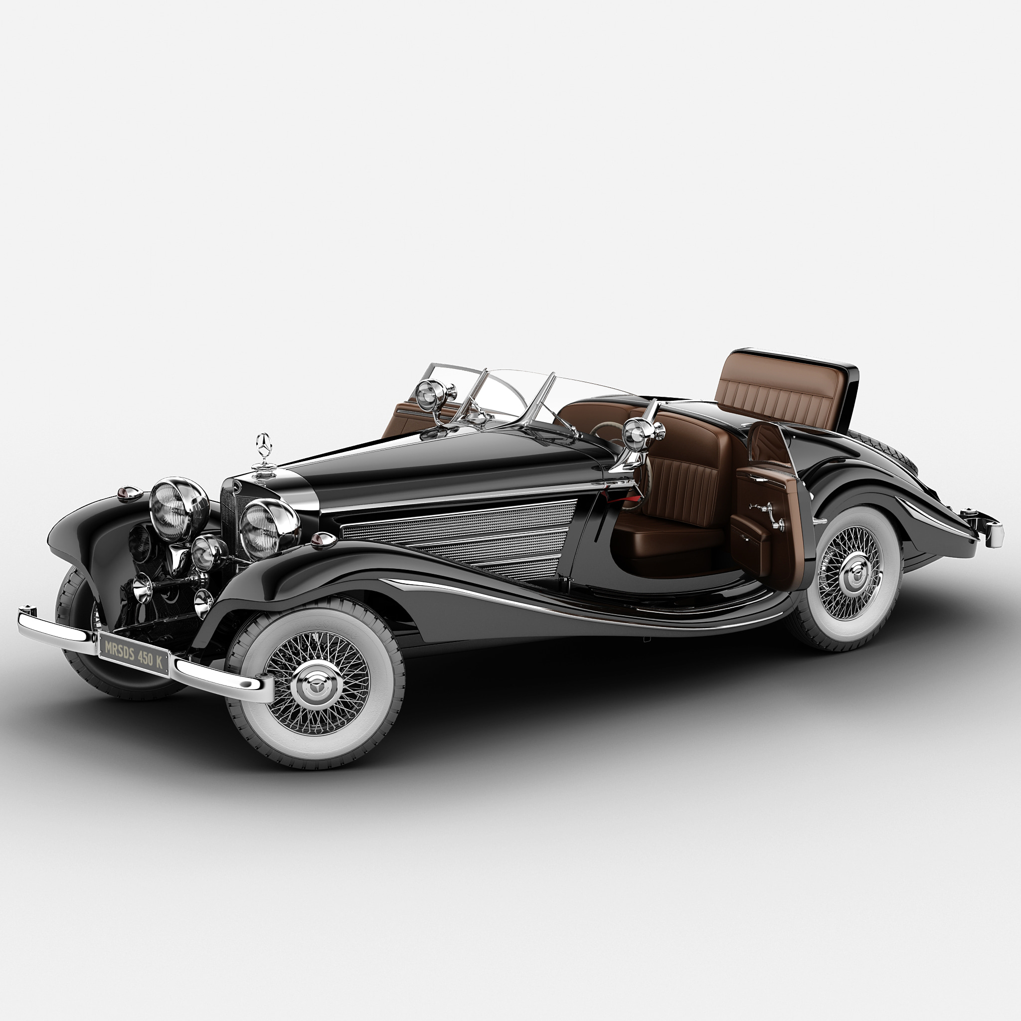 Max mercedes benz 540k special for Mercedes benz cpo special offers