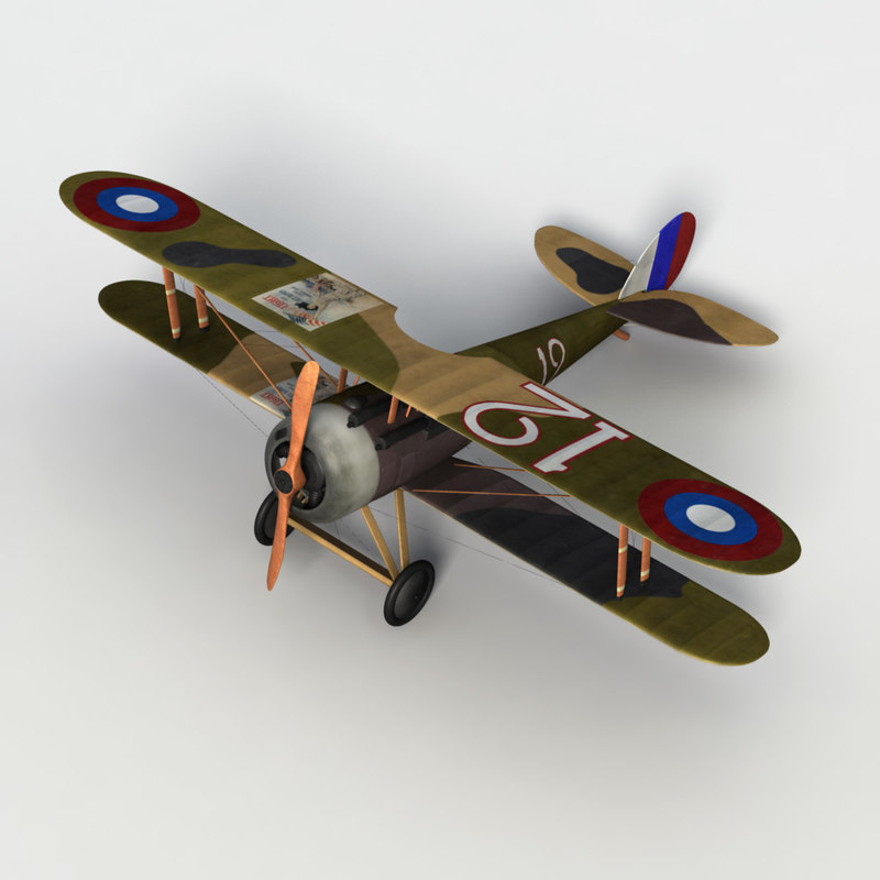 nieuport 28 aircraft fighter